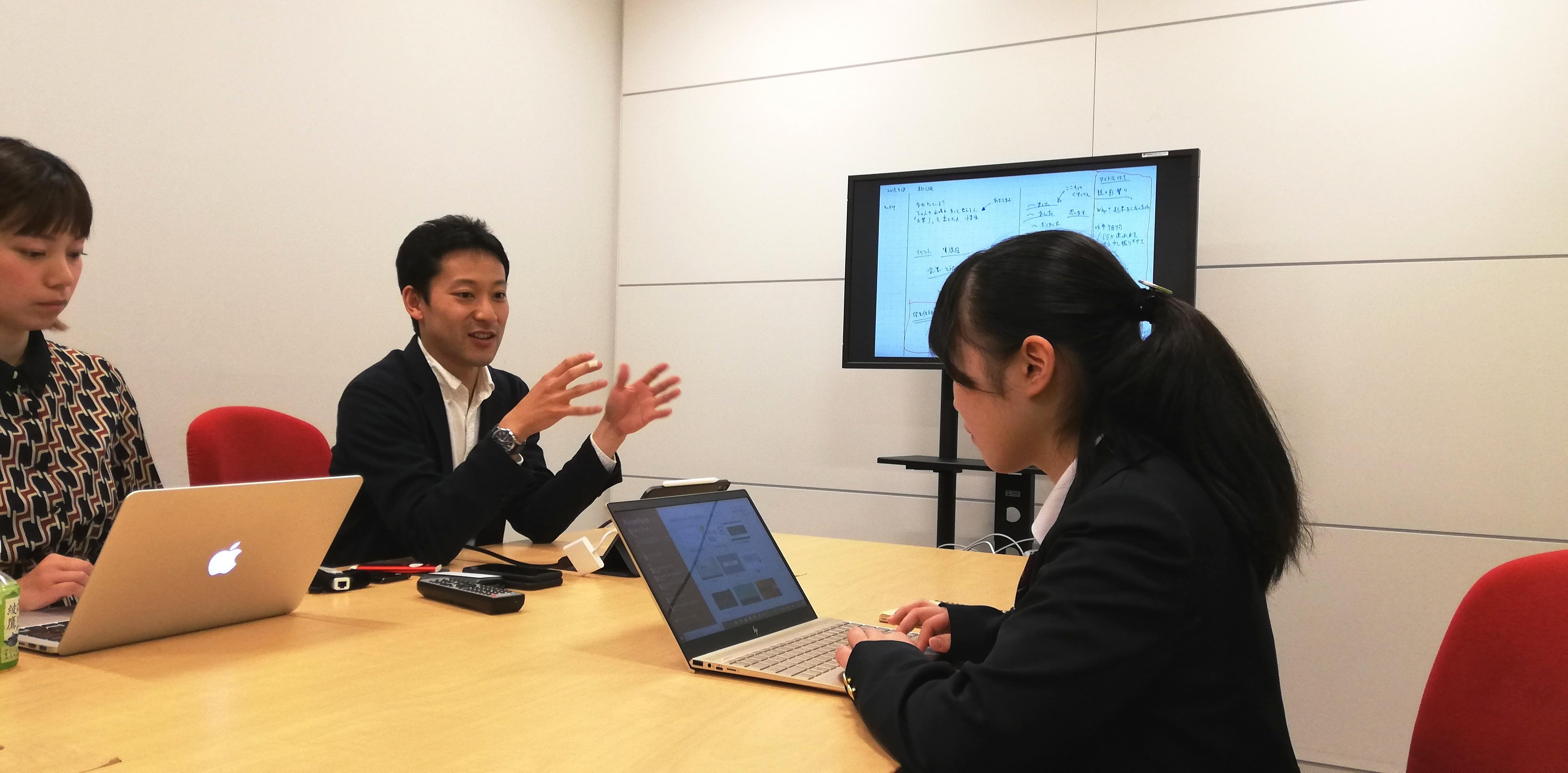 MOVED代表・渋谷によるプレゼントレーニング