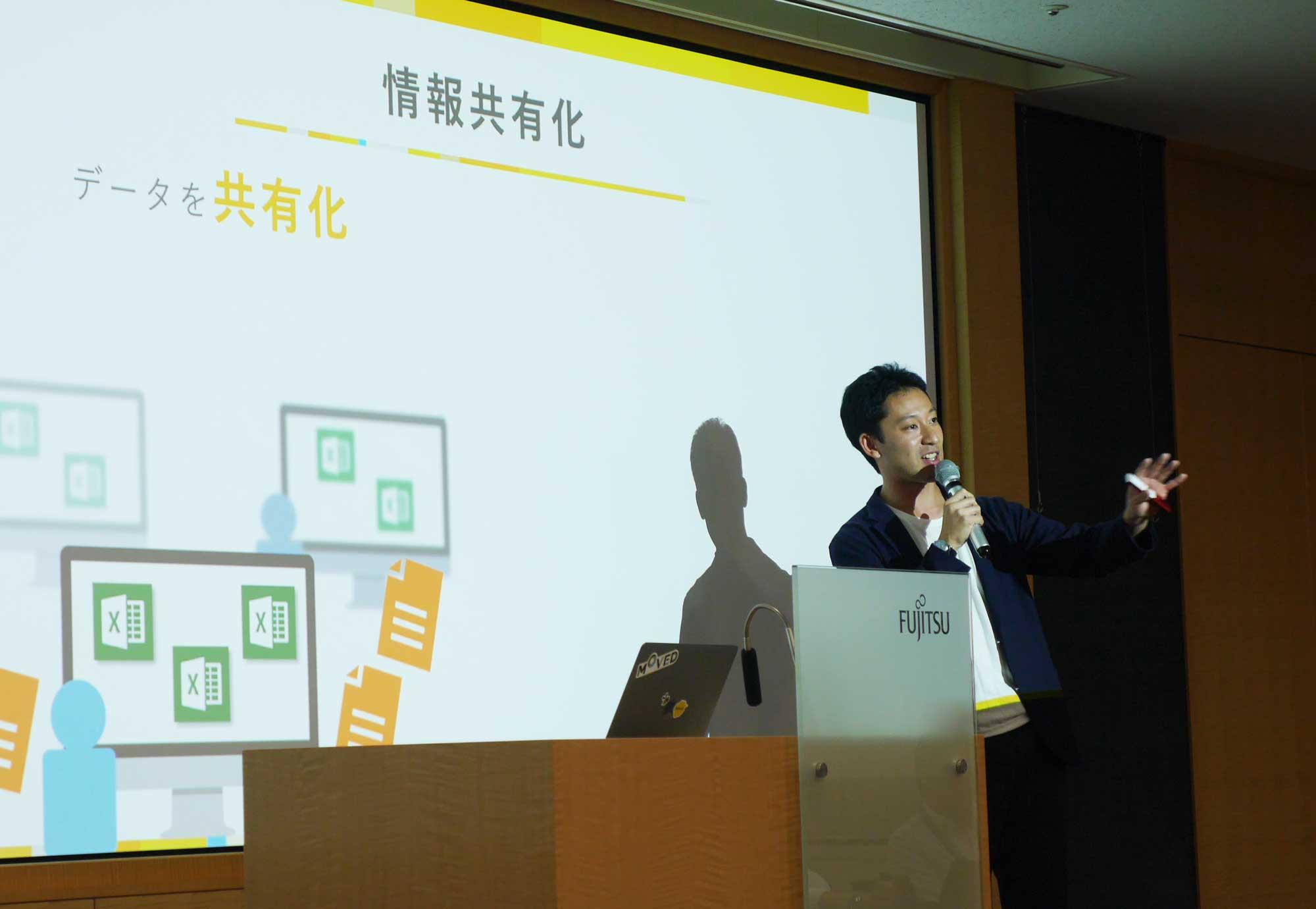 「サイボウズ・kintoneのご紹介」MOVED代表・渋谷雄大