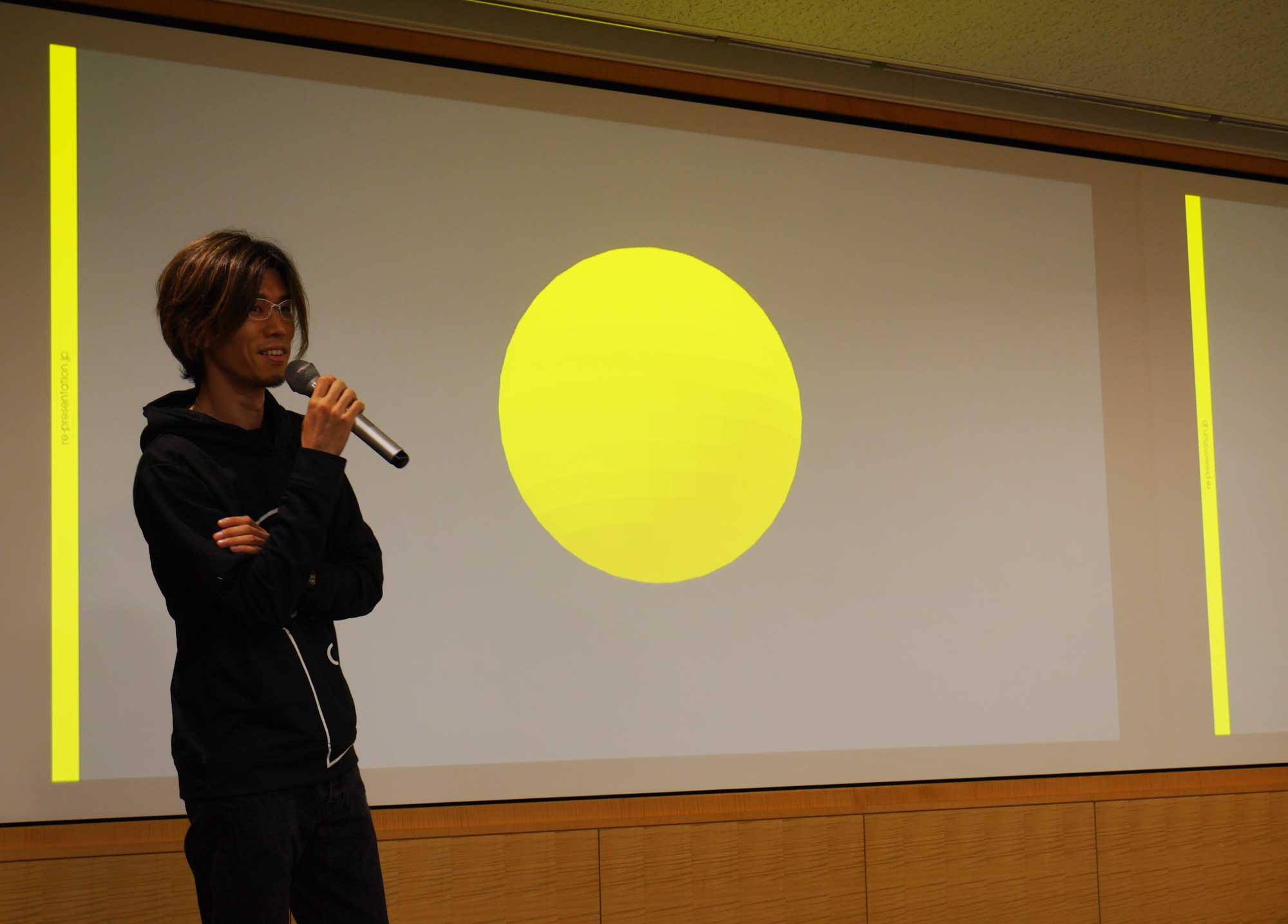 「プレゼンで三次元を考える」MOVEDプレゼンテーションデザイナー・吉藤