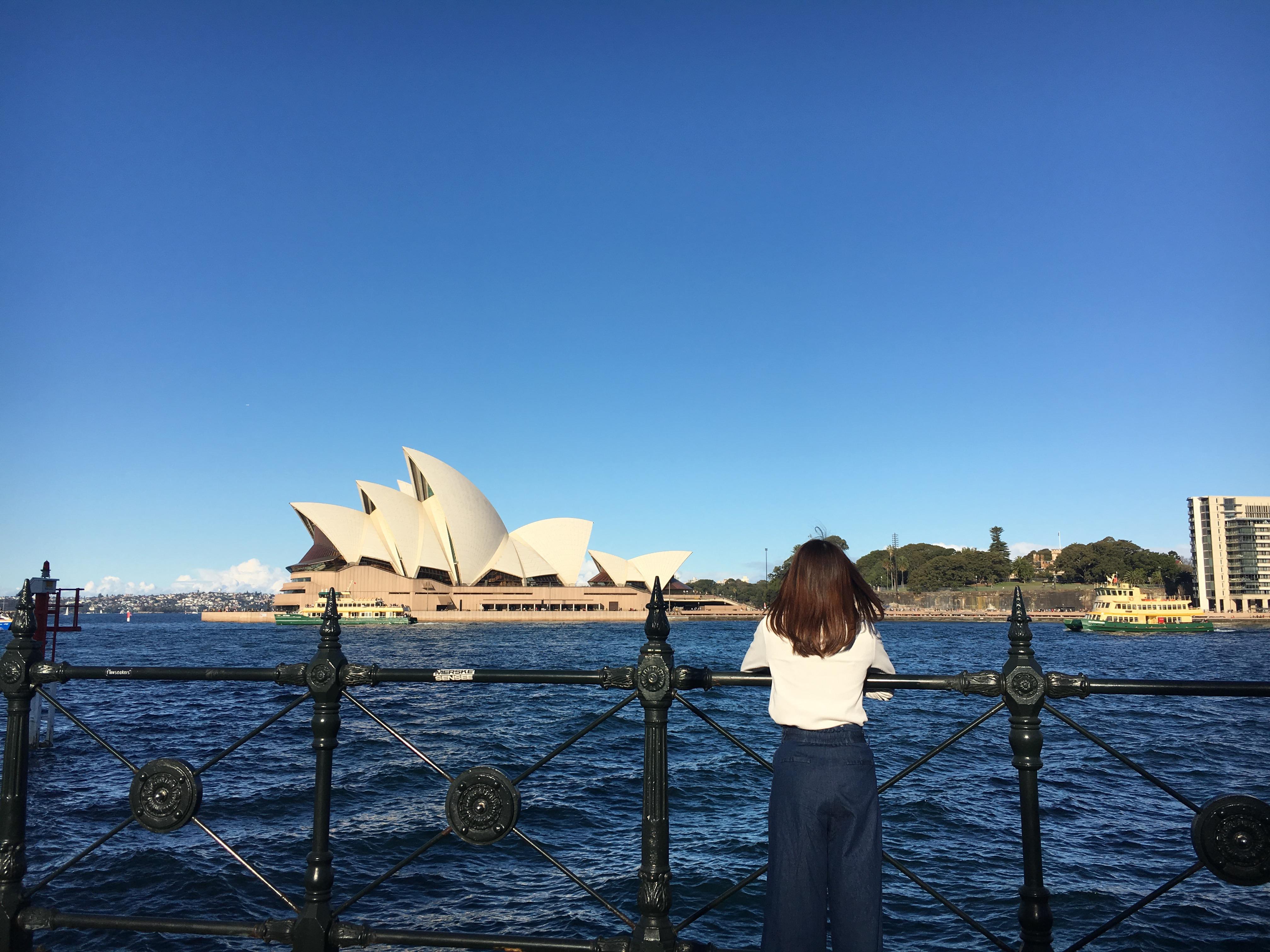 人生の転機にオーストラリアへ