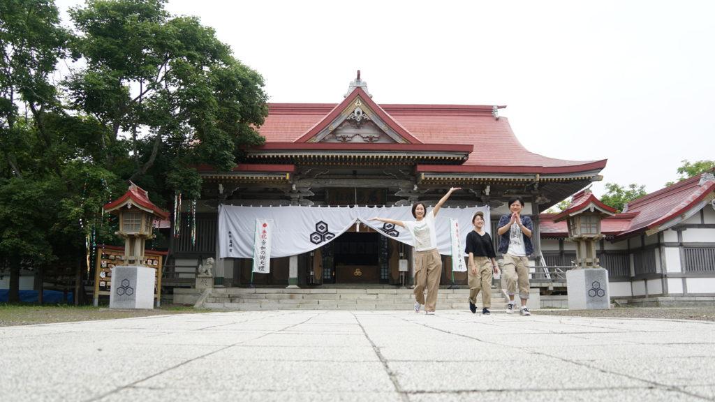 厳島神社を参拝